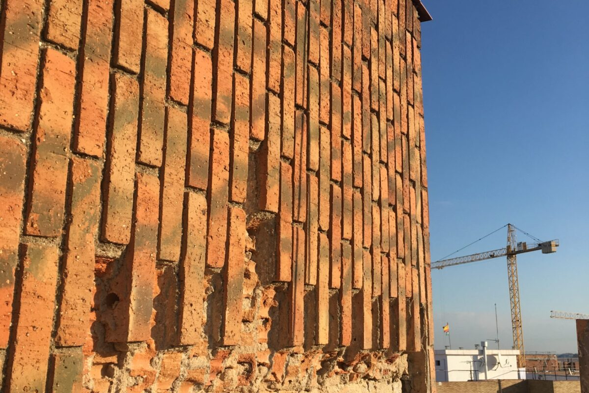 reparación de fachadas en Sevilla