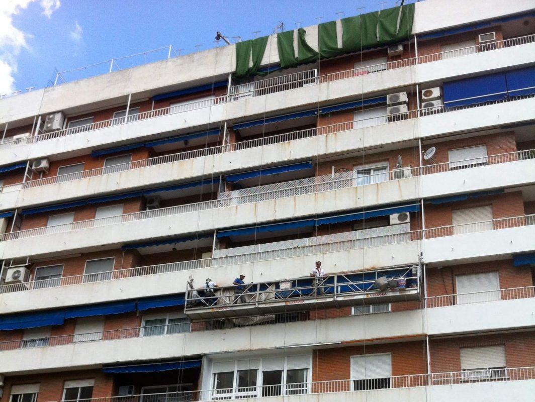 Rehabilitaciones de edificios en sevilla arquitectura t cnica vertical - Arquitectura tecnica sevilla ...