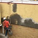 Impermeabilización de fachadas en Sevilla