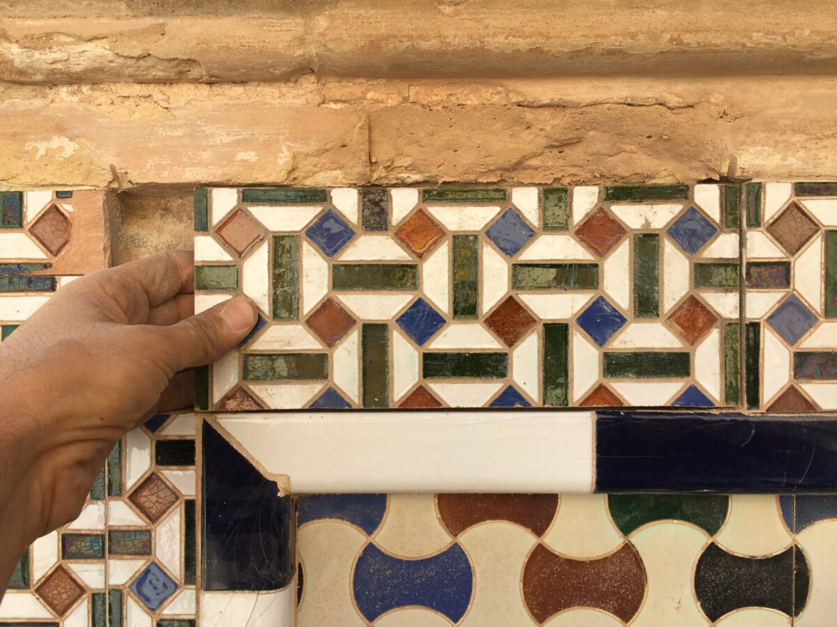 Rehabilitación de fachada particular C/ Jesús del Gran Poder nº 74. Sevilla